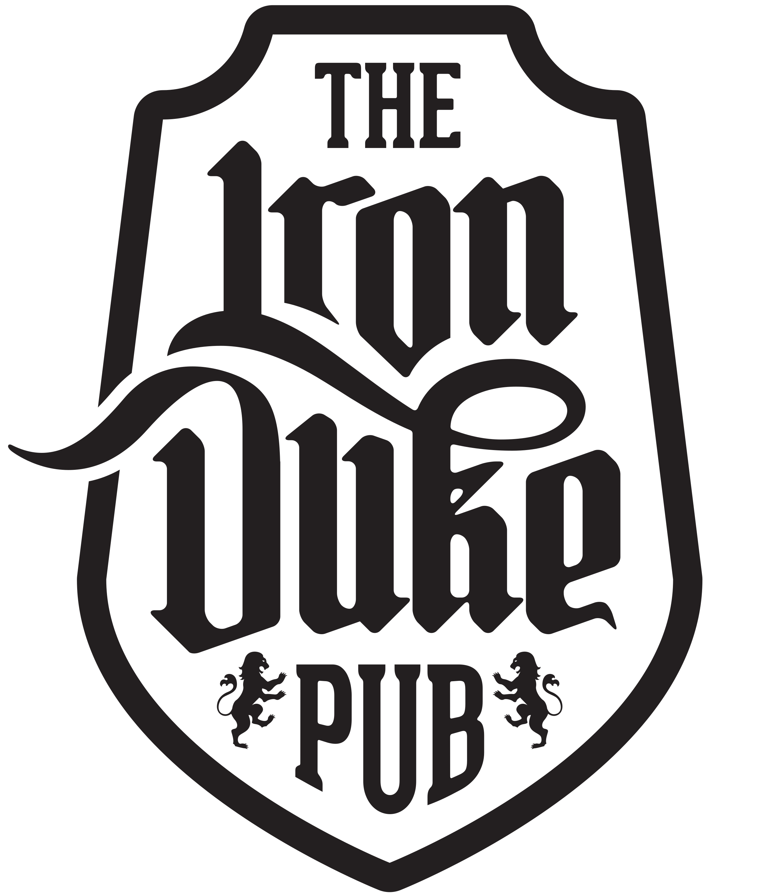The Iron Duke Logo